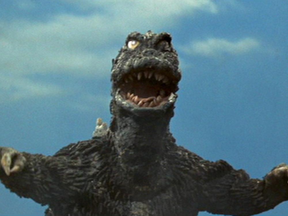 Not Moguera Becoming Godzilla | Da...