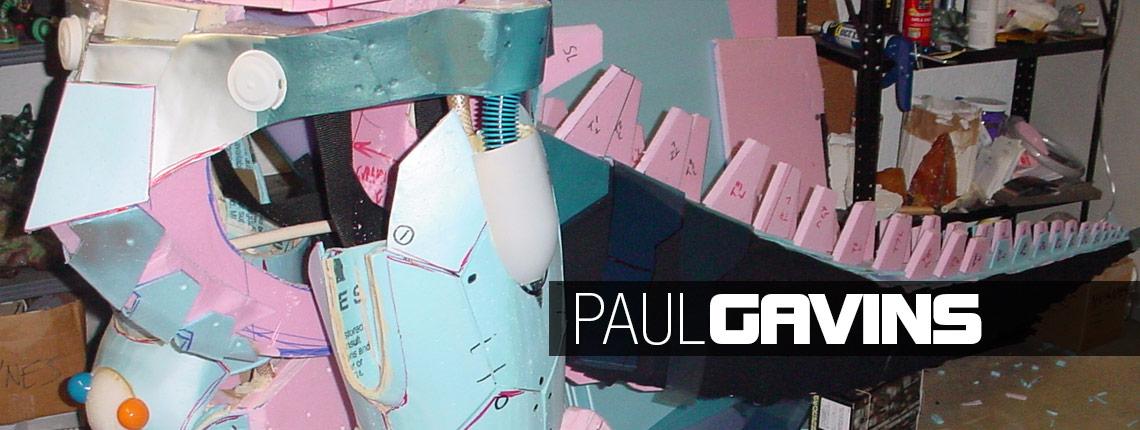 Paul Gavin's Kiryu