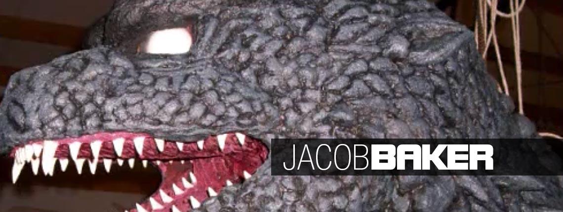 Jacob Baker's Hyper Godzilla