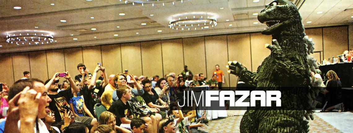 Jim Fazar's Godzilla